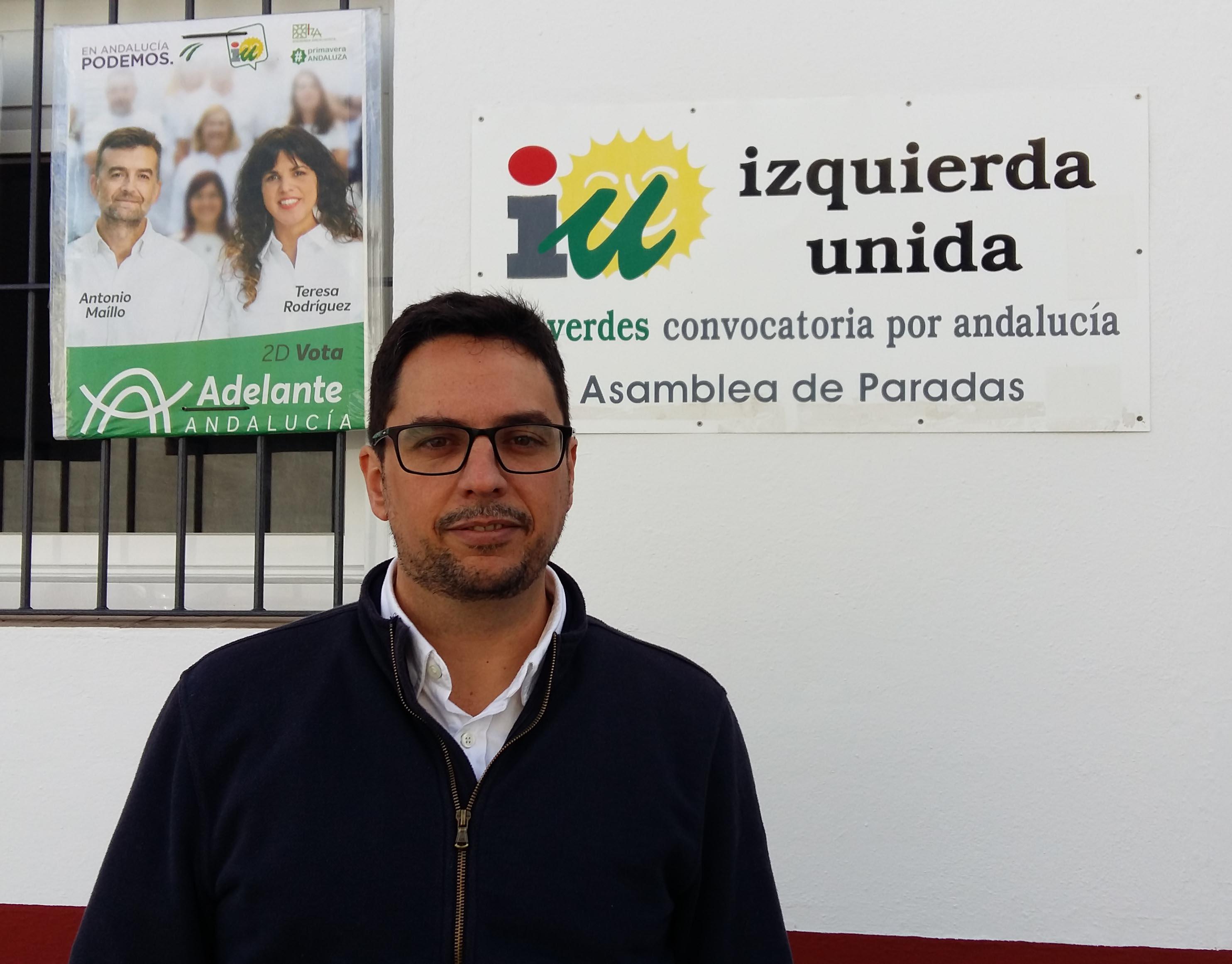 RAFAEL COBANO NAVARRETE: CANDIDATO A LA ALCALDÍA DE PARADAS